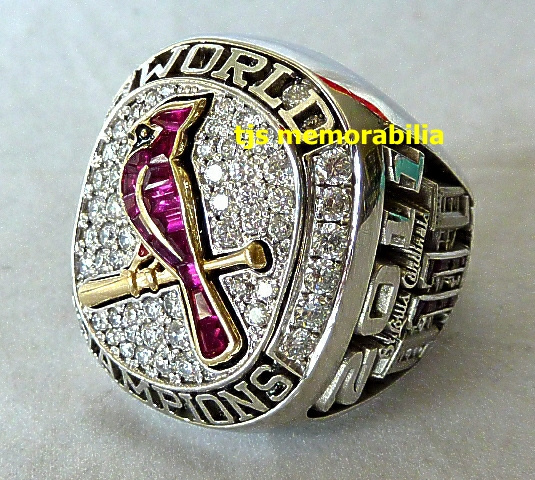 World Series Championship Rings