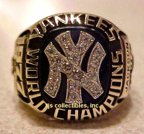 Ny Yankees World Series Rings For Sale