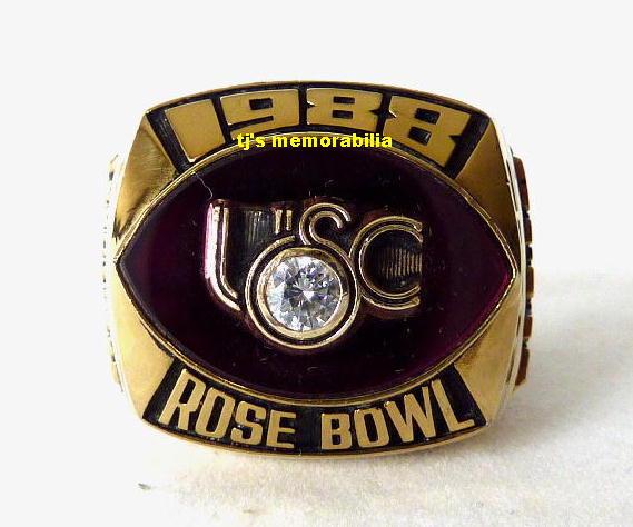 Usc Football Championship Rings
