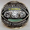 1967 GREEN BAY PACKERS SUPERBOWL CHAMPIONSHIP RING
