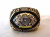 1968 NEW YORK JETS SUPER BOWL III CHAMPIONSHIP RING