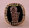 1985 LA LAKERS NBA CHAMPIONSHIP RING !