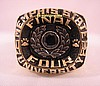 1985 MEMPHIS STATE UNIVERSITY FINAL FOUR CHAMPIONSHIP RING