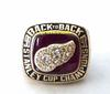 1998 DETROIT RED WINGS BACK TO BACK STANLEY CUP CHAMPIONSHIP RING