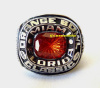 1982 NEBRASKA CORNHUSKERS ORANGE BOWL CLASSIC CHAMPIONSHIP RING