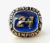 2001 JEFF GORDON WINSTON CUP CHAMPIONSHIP RING