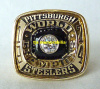 1974 PITTSBURGH STEELERS SUPER BOWL IX CHAMPIONSHIP PENDANT RING