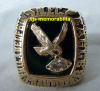 1980 PHILADELPHIA EAGLES NFC CHAMPIONSHIP RING & ORIGINAL PRESENTATION BOX