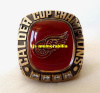 1992 ADIRONDACK RED WINGS CALDER CUP CHAMPIONSHIP RING