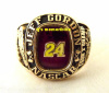 NASCAR JEFF GORDON 4X CHAMPIONSHIP RING