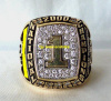 2000 OKLAHOMA SOONERS NATIONAL CHAMPIONSHIP RING