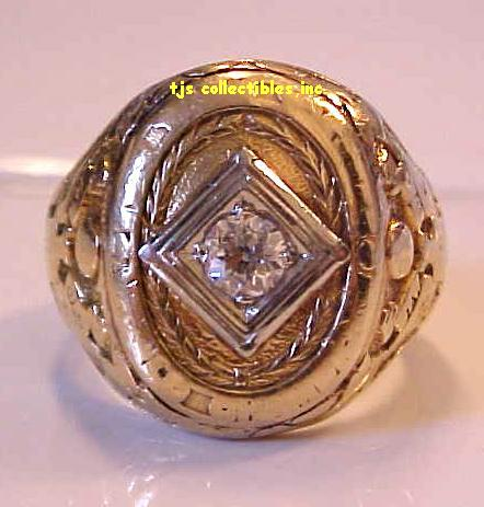 1937 NY YANKEES WORLD SERIES CHAMPIONSHIP RING