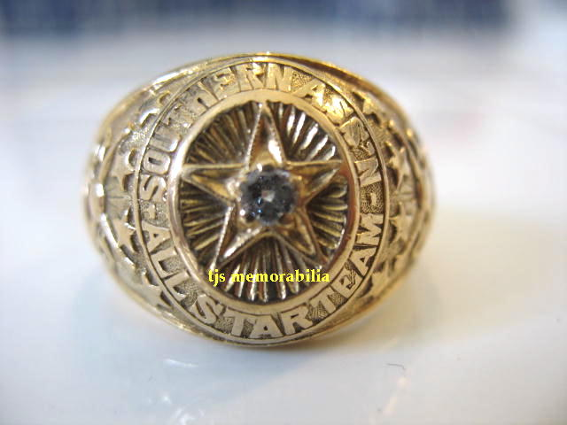 1948 SOUTHERN ASSOCIATION ALL STAR CHAMPIONSHIP RING
