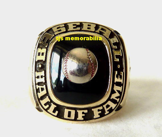 BASEBALL HALL OF FAME HoF CHAMPIONSHIP RING !
