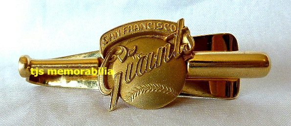 CIRCA 1950 - 1960 SAN FRANCISCO GIANTS MONEY CLIP