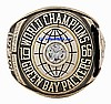 1966 GREEN BAY PACKERS SUPERBOWL I CHAMPIONSHIP RING