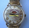 1969 OHIO STATE BUCKEYES BIG 10 CHAMPIONSHIP WATCH
