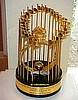1978 NY YANKEES WORLD SERIES CHAMPIONSHIP TROPHY