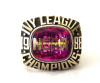 1988 CORNELL BIG RED IVY LEAGUE CHAMPIONSHIP RING - PLAYER