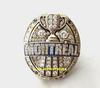 2009 MONTREAL ALOUETTES CFL CHAMPIONSHIP RING - PLAYER