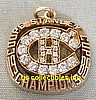 1986 MONTREAL CANADIENS STANLEY CUP CHAMPIONSHIP PENDANT !