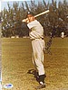 JOE DIMAGGIO SIGNED 8 X 10 PHOTO
