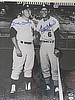 MICKEY MANTLE , STAN MUSIAL  SIGNED 16 X 20 LARGE PHOTO!