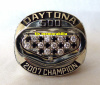 2007 DAYTONA 500 CHAMPIONSHIP RING ! WHITE GOLD