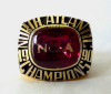 1990 BOSTON TERRIERS NORTH ATLANTIC CHAMPIONSHIP RING