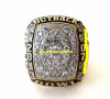 2007 PENN STATE NITTANY LIONS OUTBACK BOWL CHAMPIONSHIP RING