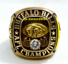 1964 BUFFALO BILLS AFC CHAMPIONSHIP RING