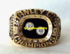 1992 PITTSBURGH PENGUINS STANLEY CUP CHAMPIONSHIP RING - LADIES !