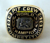 1994 PIT CREW COMPETITION WORLD CHAMPIONSHIP RING