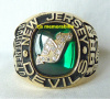 1988 NEW JERSEY DEVILS PATRICK DIVISION CHAMPIONSHIP RING