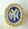 1998 NEW YORK YANKEES WORLD SERIES CHAMPIONSHIP RING WITH ORIGINAL PRESENTATION BOX