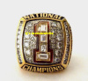 2009 AUBURN TIGERS SWIMMING NATIONAL CHAMPIONSHIP RING