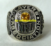 CIRCA 1970 NFL PLAYERS ASSOCIATION ALUMNI CHAMPIONSHIP STYLE RING