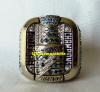 2004 TAMPA BAY LIGHTNING STANLEY CUP CHAMPIONSHIP RING - STAFF